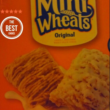 Photo of Frosted Mini-Wheats Cereal Original uploaded by Jessica T.