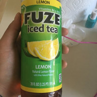 Fuze Lemon Iced Tea 20 Oz uploaded by Perla U.