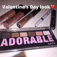 NYX The Adorable Adorable Shadow Palette uploaded by Elizabeth H.
