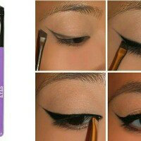 SEPHORA COLLECTION Classic Must Have Angled Liner Brush #90 uploaded by Claudia S.