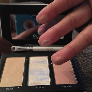 Photo of PUR Cosmetics Elevation Perfecting Highlighter Palette uploaded by Kelsea T.