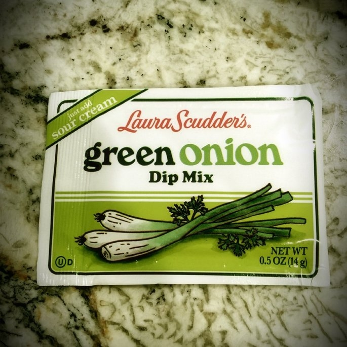 Laura Scudder's Dry Dip Mix, Green Onion, 0.5-Ounce (Pack of 24) uploaded by Mara G.