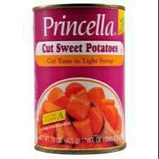 Princella Yams 29 oz (Case of 6) uploaded by cindy b.