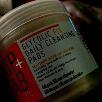 Photo of Nip + Fab Glycolic Fix Exfoliating Facial Pads - 60 Count uploaded by lauren D.
