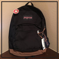 JanSport Right Pack Originals Backpack Black TYP7008 uploaded by Rebecca R.