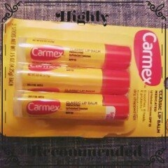 Carmex Cherry Lip Balm uploaded by Rachael C.