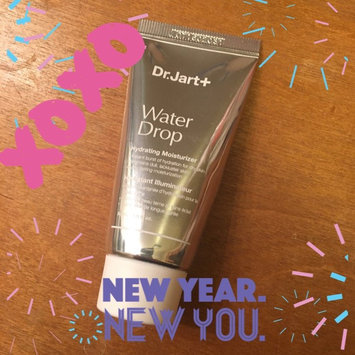 Dr. Jart+ Water Drop Hydrating Moisturizer uploaded by Carly G.