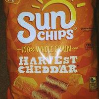 Sunchips Multigrain Snacks Harvest Cheddar uploaded by Ashanti S.