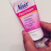 Nair Moisturizing Face Cream, 2 Ounce uploaded by Anahi F.