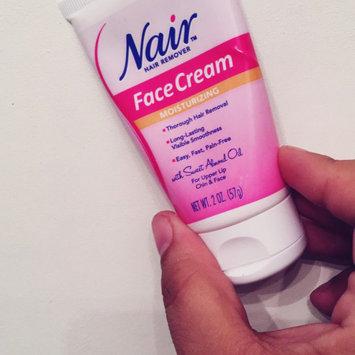 Nair Moisturizing Face Cream, 2 Ounce uploaded by Anahi F.