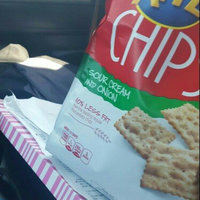 Nabisco RITZ Toasted Chips Sweet Home Sour Cream & Onion uploaded by Jenna Mae K.
