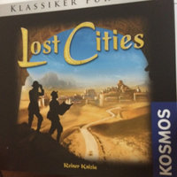 Lost Cities Daring Adventure for Two Game, Ages 10+, 1 ea uploaded by Jeanette M.