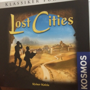 Photo of Lost Cities Daring Adventure for Two Game, Ages 10+, 1 ea uploaded by Jeanette M.