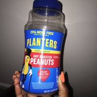 Planters Dry Roasted Peanuts Lightly Salted uploaded by Lindsey M.