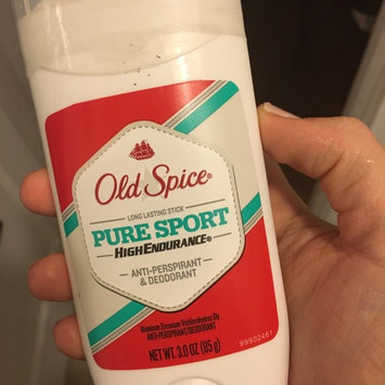 Photo of Old Spice Pure Sport High Endurance Anti-Perspirant & Deodorant uploaded by Faith B.