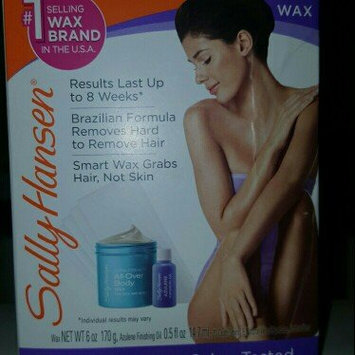 Photo of Sally Hansen® Extra Strength All Over Body Wax Hair Removal Kit uploaded by Adalgisa c.