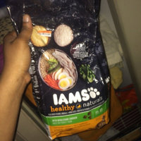 Iams™ Healthy Naturals Chicken Recipe Dry Cat Food uploaded by Amaris W.