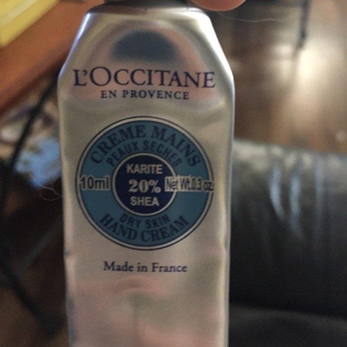L'Occitane Shea Butter Hand Cream uploaded by Lindsay B.
