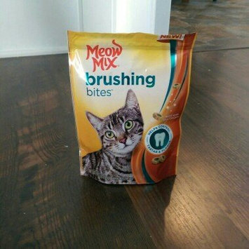 Meow Mix Brushing Bites with Real Chicken Cat Treats - 4.75 oz uploaded by Sarah Grace D.