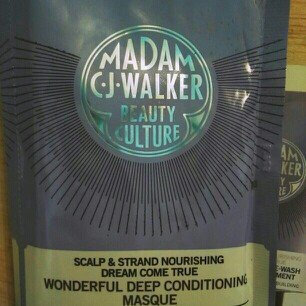Photo of Madam C.J. Walker Beauty Culture Dream Come True Wonderful Deep Conditioning Masque uploaded by Marielena O.