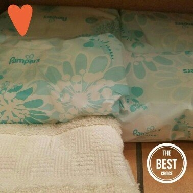 Pampers Sensitive Baby Wipes Refills Sensitive 9 Pack uploaded by Mariana H.
