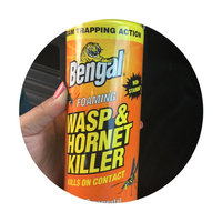 Bengal Chemical Bengal 97119 Foaming Wasp & Hornet Killer, 18 Oz uploaded by Marisol G.