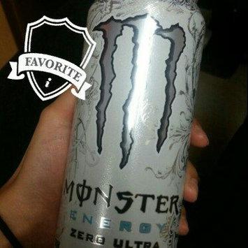 Monster Zero Ultra Energy Drink uploaded by Jonealle B.
