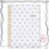 Sugar Paper Planner 2016 Weekly/Monthly 5x8 uploaded by Tennia B.