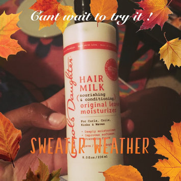 Photo of Carol's Daughter Hair Milk Nourishing and Conditioning Original Leave uploaded by Cami T.