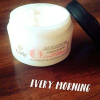 Olay Active Hydrating Skin Cream uploaded by Sarah C.