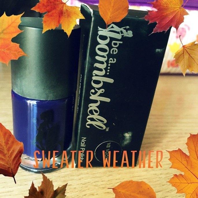 Be A Bombshell Cosmetics Nail Polish, Holy Fuchsia uploaded by Mariam T.