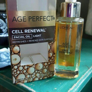 L'Oréal Paris Age Perfect Cell Renewal Facial Oil uploaded by Crisma G.