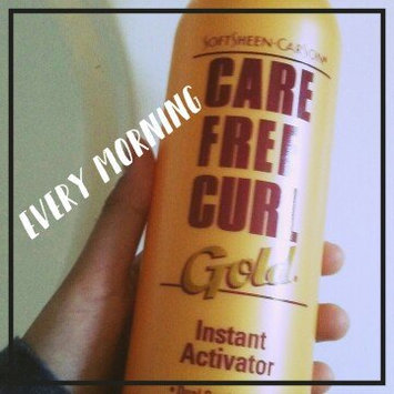 SoftSheen Carson Care Free Curl Gold Instant Activator uploaded by cecilia r.