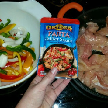 Ortega® Fajita Skillet Sauce 7 oz. Pouch uploaded by Holly R.