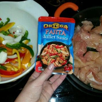 Ortega® Fajita Skillet Sauce 7 oz. Pouch uploaded by Holly R.