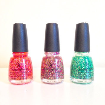 Photo of China Glaze Electric Nail Lacquer with Hardeners Collection uploaded by Heather M.