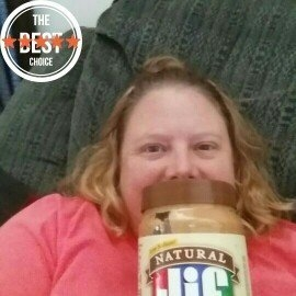 Jif Natural Peanut Butter Spread Low Sodium uploaded by Heather C.