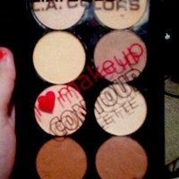 L.A. COLORS I Heart Makeup Contour Palette uploaded by Ashley P.