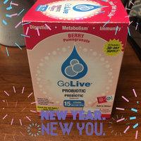 GoLive Probiotic & Prebiotic Drink Mix uploaded by Robin L.