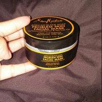 SheaMoisture African Black Soap Problem Skin Facial Mask uploaded by Sandra R.