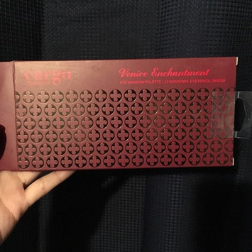 Photo of Cargo Venice Enchantment Eye Shadow Palette uploaded by Samantha R.