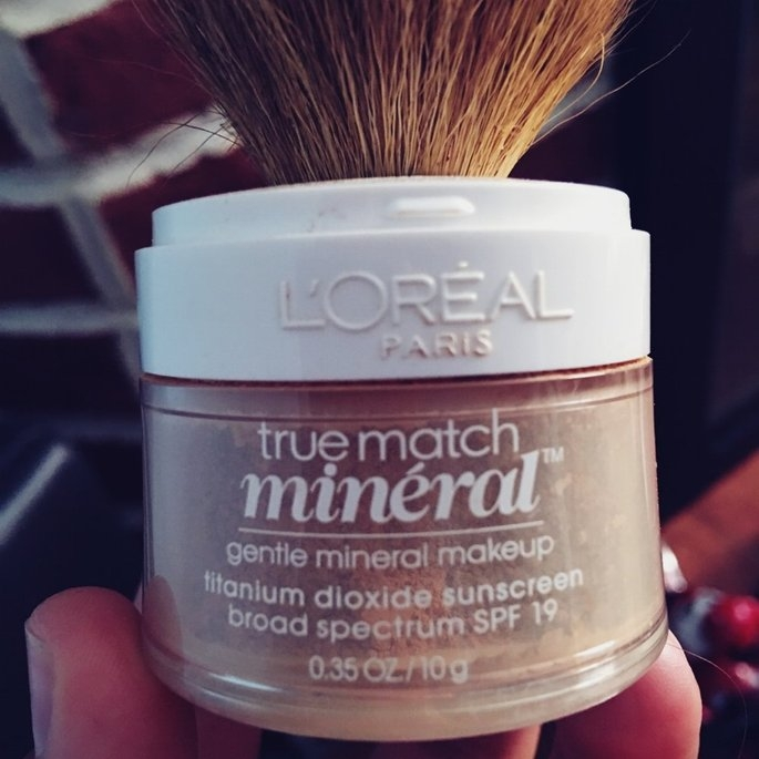 L'Oréal Paris True Match™ Mineral Foundation uploaded by Lana S.