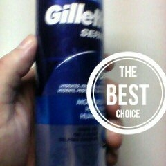 Gillette Series Moisturizing Hydration Shave Gel uploaded by William S.