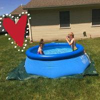 Splash & Play Kiddie Pool 425gallon - Orange uploaded by Jamie T.