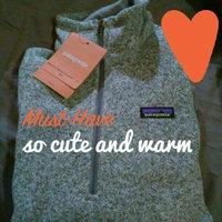 Patagonia Better Sweater 1/4-Zip Fleece Jacket - Women's Birch White, S uploaded by Erika W.
