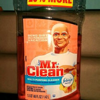 Mr Clean with Febreze Freshness Hawaiian Aloha Scent Multipurpose Cleaner Spray 32 Fl Oz uploaded by Kristy G.
