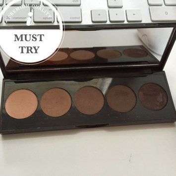 Photo of BECCA Ombre Nudes Eye Palette uploaded by Kamila  A.