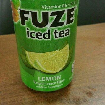 FUZE® Lemon Iced Tea 1L Plastic Bottle uploaded by kim p.