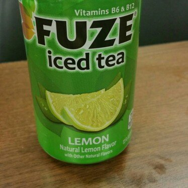 FUZE® Lemon Iced Tea 1L Plastic Bottle uploaded by kim p.