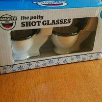 Toilet Shot Glass Set, White uploaded by Francesca F.